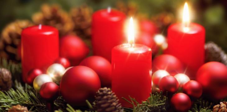 Weihnachtssingen und Weihnachtsoratorium