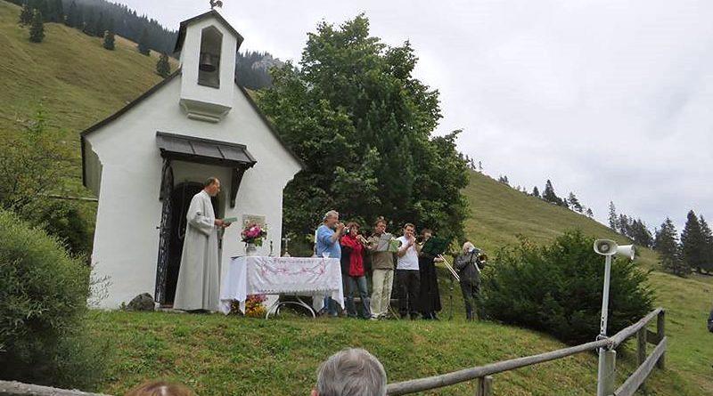 """Ökumenischer Berggottesdienst """"Wo Du stehst, ist heiliger Boden."""" – am 19. Juni, 11.30 Uhr"""