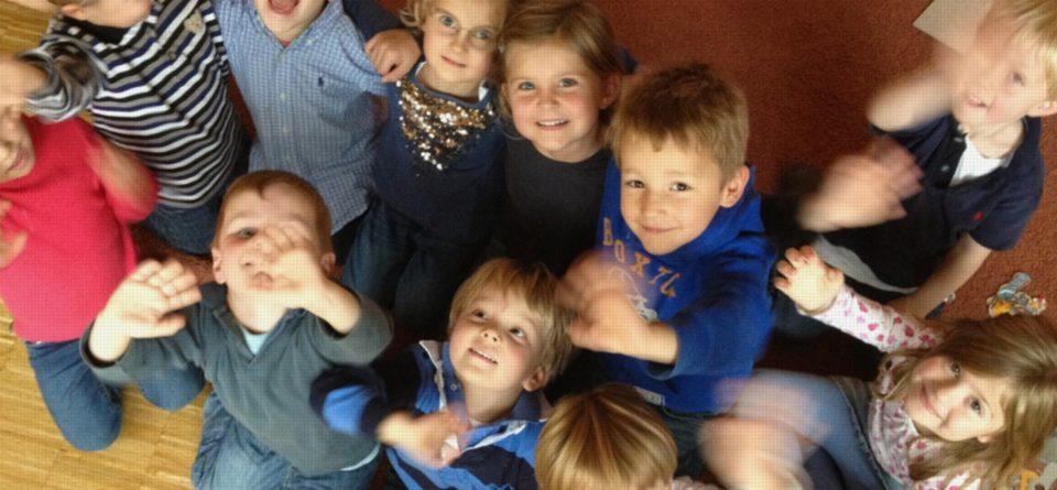 Unser Kindergarten-Team sucht Unterstützung!