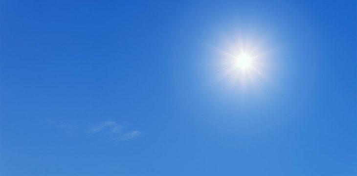Sommer, Sonne, Segen